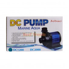 Jebao DC-1200 Submersible Return Pump (with barb fittings)