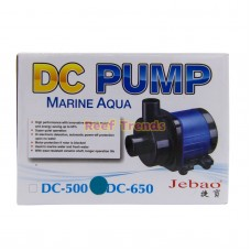 Jebao DC-650 Submersible Return Pump (with barb fittings)