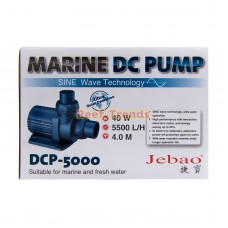 Jebao DCP-5000 Submersible Return Pump (with slip fittings)
