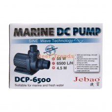 Jebao DCP-6500 Submersible Return Pump (with slip fittings)
