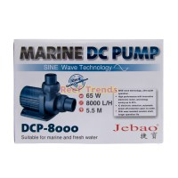 Jebao DCP-8000 Submersible Return Pump (with slip fittings)