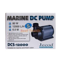 Jebao DCS-12000 Submersible Return Pump (with barb fittings)