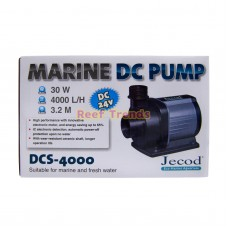 Jebao DCS-4000 Submersible Return Pump (with barb fittings)
