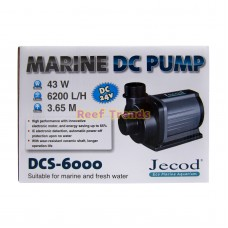 Jebao DCS-6000 Submersible Return Pump (with barb fittings)
