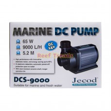 Jebao DCS-9000 Submersible Return Pump (with barb fittings)